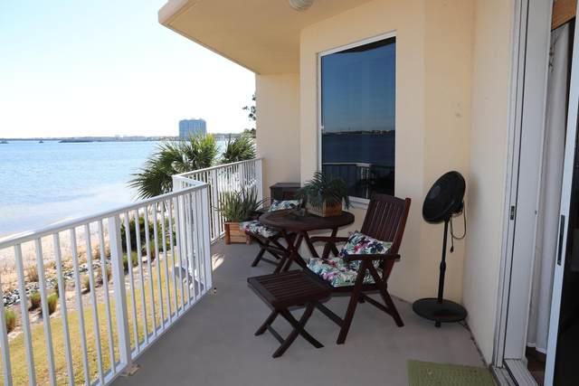 6504 Bridge Water Way #205, Panama City Beach, FL 32407 (MLS #694029) :: Counts Real Estate Group, Inc.