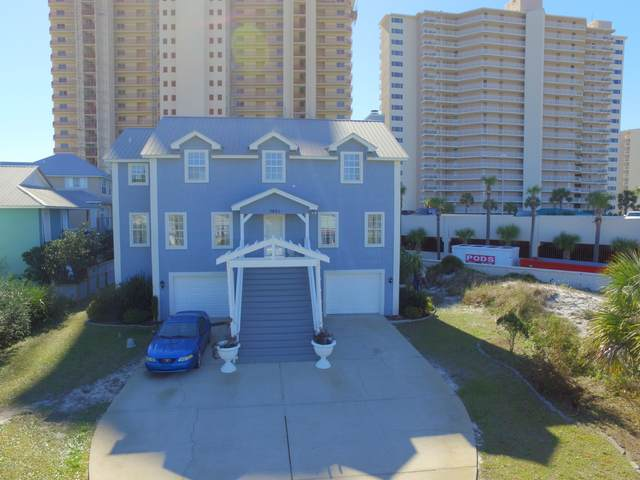 7031 Thomas Drive, Panama City Beach, FL 32408 (MLS #694031) :: Team Jadofsky of Keller Williams Success Realty