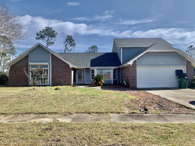 815 Plantation Way, Panama City, FL 32404 (MLS #694040) :: Counts Real Estate Group