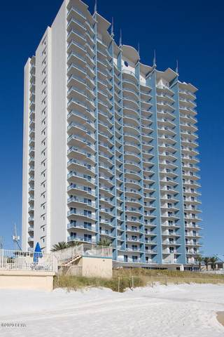 16701 Front Beach Road #1401, Panama City Beach, FL 32413 (MLS #694055) :: Team Jadofsky of Keller Williams Success Realty