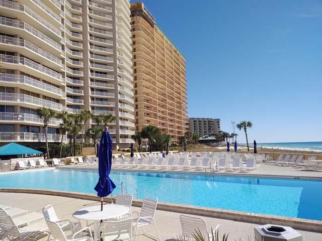 7205 Thomas Drive #2004, Panama City Beach, FL 32408 (MLS #694120) :: Team Jadofsky of Keller Williams Success Realty