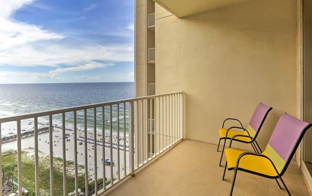 9900 Thomas Drive #1505, Panama City Beach, FL 32408 (MLS #694124) :: CENTURY 21 Coast Properties