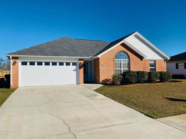 1811 Rhett Place, Lynn Haven, FL 32444 (MLS #694133) :: Berkshire Hathaway HomeServices Beach Properties of Florida