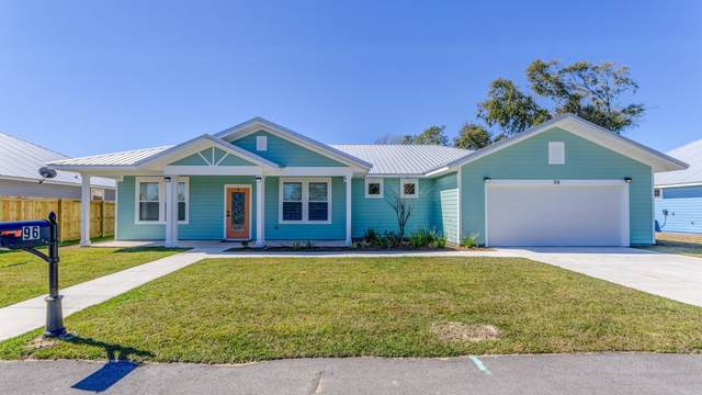 96 Pura Vida Court, Panama City Beach, FL 32413 (MLS #694199) :: Counts Real Estate Group, Inc.