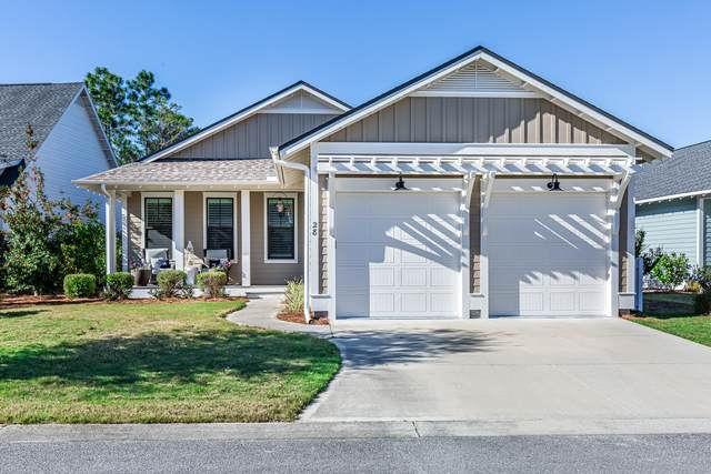 28 Jack Knife Drive, Inlet Beach, FL 32461 (MLS #694213) :: Counts Real Estate Group