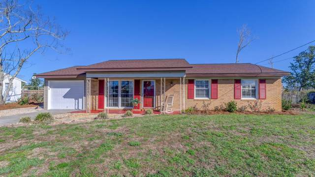1004 Oxford Drive, Panama City, FL 32405 (MLS #694256) :: Counts Real Estate Group