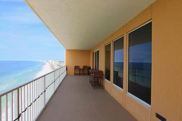 5004 Thomas Drive #1501, Panama City Beach, FL 32408 (MLS #694341) :: Counts Real Estate Group