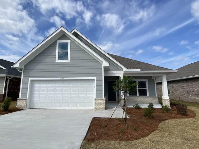 126 Drew's Lane, Lynn Haven, FL 32444 (MLS #694352) :: Berkshire Hathaway HomeServices Beach Properties of Florida