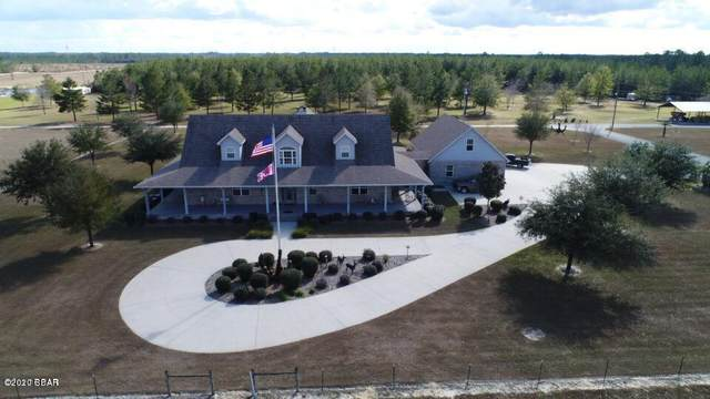 941 W State Road 20, Youngstown, FL 32466 (MLS #694404) :: Berkshire Hathaway HomeServices Beach Properties of Florida