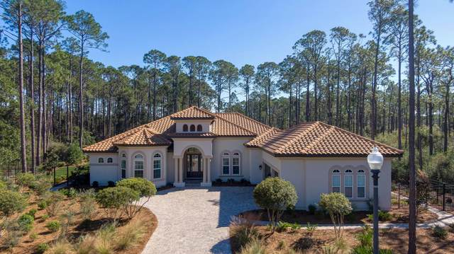 110 Trenovia Place, Panama City Beach, FL 32407 (MLS #694441) :: Counts Real Estate Group