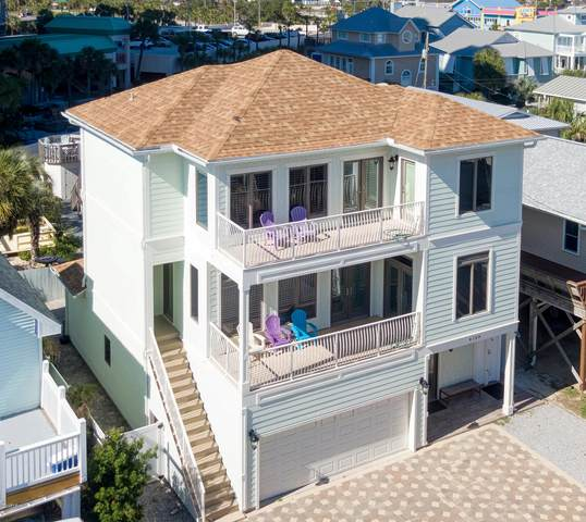 4120 Nancee Drive, Panama City Beach, FL 32408 (MLS #694454) :: Counts Real Estate on 30A
