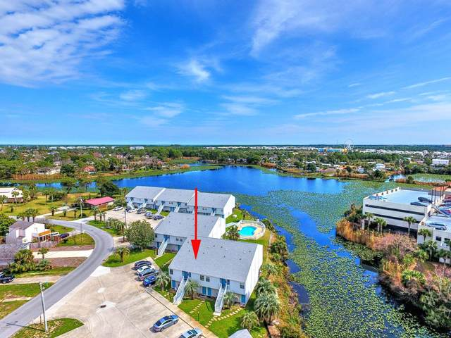 301 Lullwater Drive #435, Panama City Beach, FL 32413 (MLS #694464) :: Counts Real Estate Group