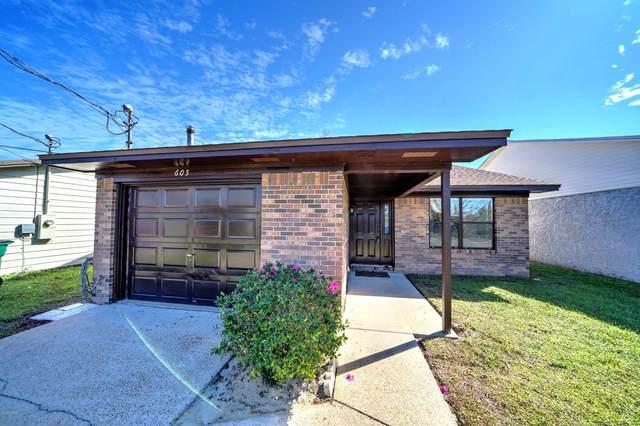 605 Nicole Drive, Panama City, FL 32404 (MLS #694489) :: Counts Real Estate Group