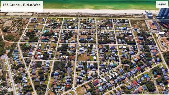 165 Crane Street, Panama City Beach, FL 32413 (MLS #694506) :: Keller Williams Realty Emerald Coast
