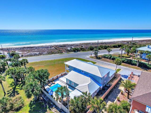 20804 Front Beach, Panama City Beach, FL 32413 (MLS #694590) :: Counts Real Estate Group