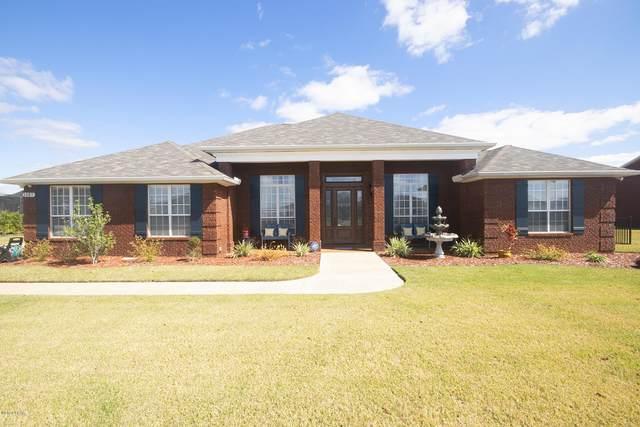 1187 Eisenhower Circle, Lynn Haven, FL 32444 (MLS #694600) :: ResortQuest Real Estate