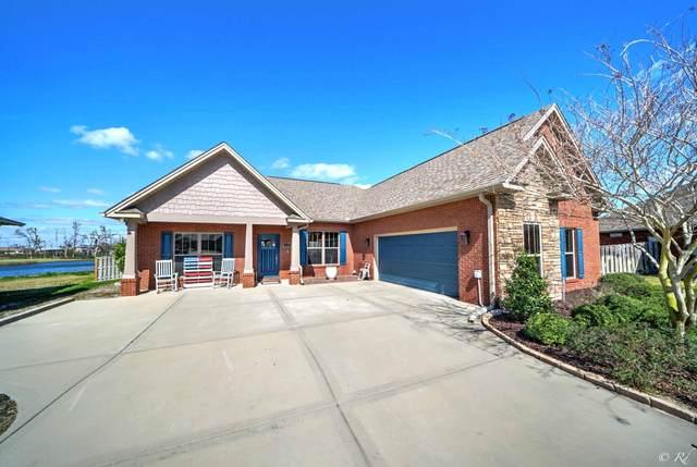 118 Lakeview Terrace, Lynn Haven, FL 32444 (MLS #694610) :: ResortQuest Real Estate