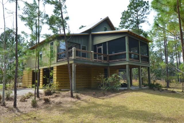 7707 Magnolia Pond Trail, Panama City Beach, FL 32413 (MLS #694623) :: Berkshire Hathaway HomeServices Beach Properties of Florida