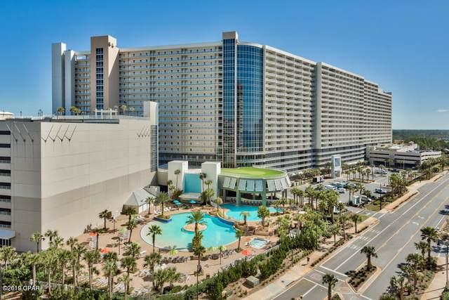 9860 S Thomas Drive #502, Panama City Beach, FL 32408 (MLS #694631) :: Team Jadofsky of Keller Williams Success Realty