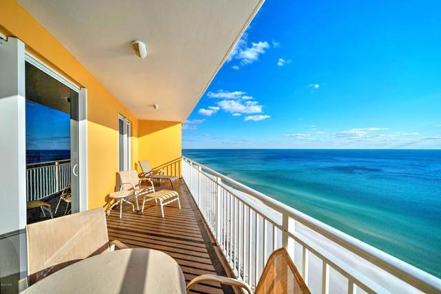 12011 Front Beach Road 1603B, Panama City Beach, FL 32407 (MLS #694657) :: ResortQuest Real Estate