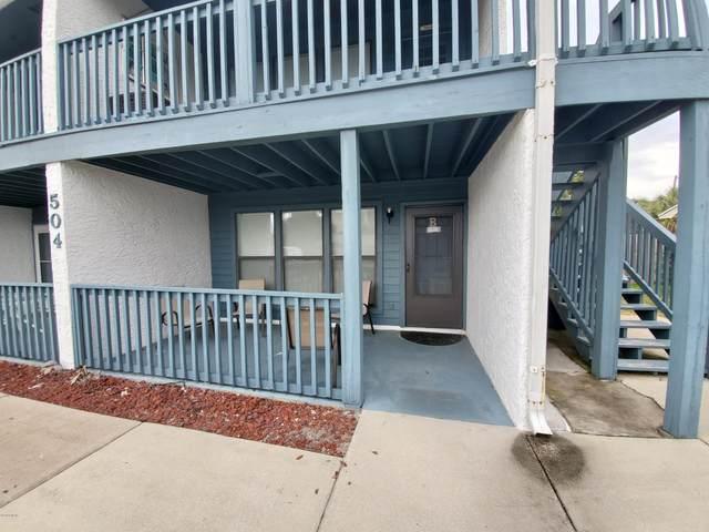 504 El Centro Avenue 504B, Panama City Beach, FL 32413 (MLS #694658) :: Counts Real Estate Group, Inc.