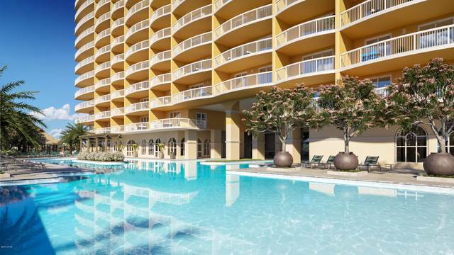 15928 Front Beach Road #1807, Panama City Beach, FL 32413 (MLS #694676) :: ResortQuest Real Estate