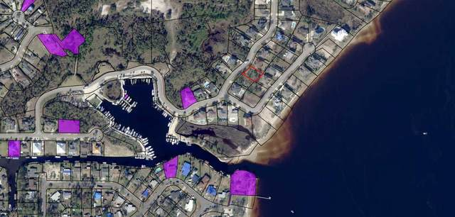 910 Dolphin Harbour Drive, Panama City Beach, FL 32407 (MLS #694703) :: Counts Real Estate Group