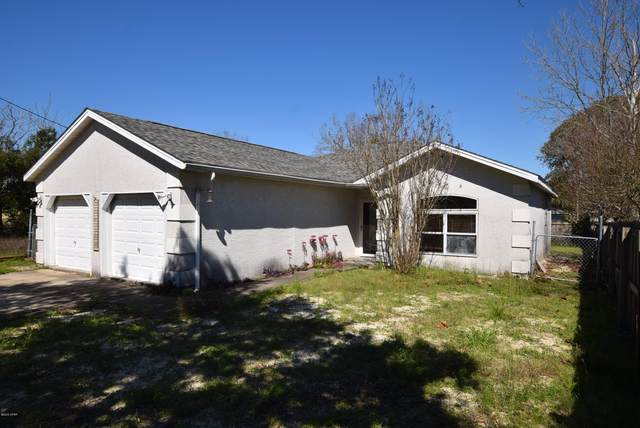 21516 Dolphin Avenue, Panama City Beach, FL 32413 (MLS #694754) :: Team Jadofsky of Keller Williams Success Realty