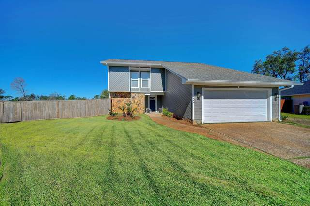 450 Wahoo Road, Panama City Beach, FL 32408 (MLS #694896) :: Team Jadofsky of Keller Williams Success Realty
