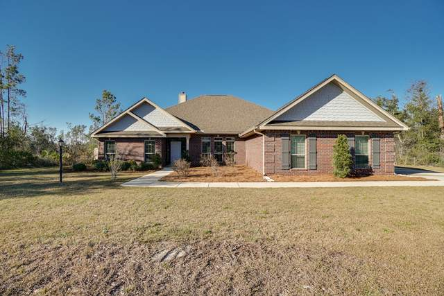 137 Lake Merial Trail, Panama City, FL 32409 (MLS #694903) :: Counts Real Estate Group