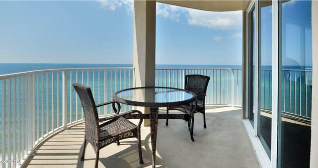 16819 Front Beach Road #917, Panama City Beach, FL 32413 (MLS #695007) :: Counts Real Estate Group