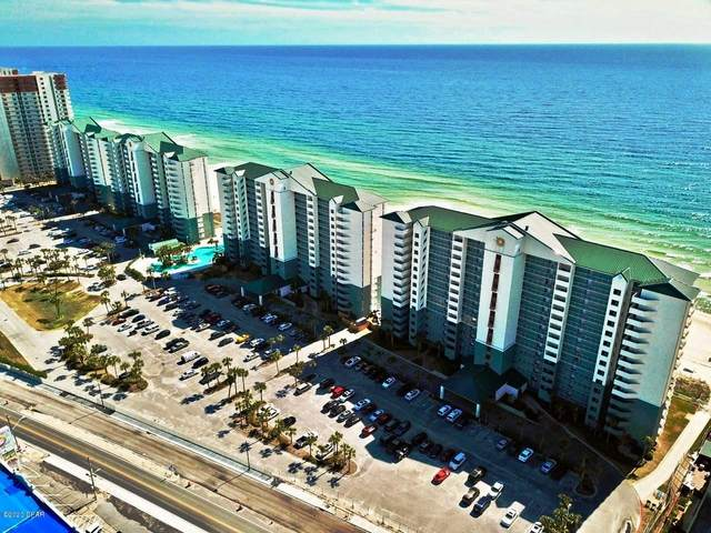 10509 Front Beach Road #903, Panama City Beach, FL 32407 (MLS #695018) :: Counts Real Estate Group