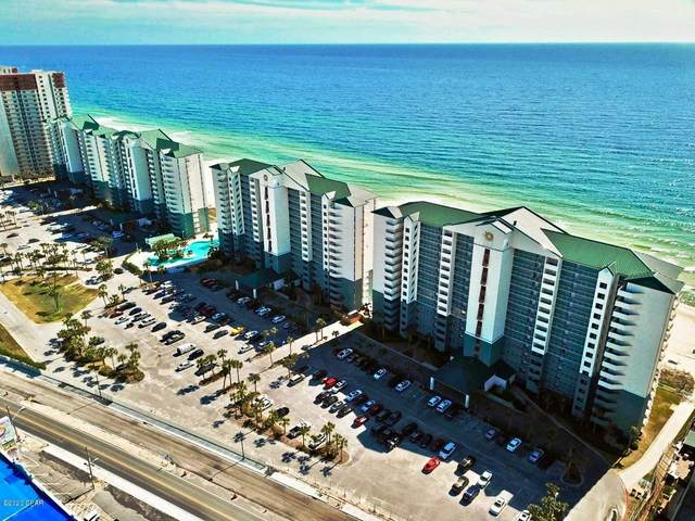 10517 Front Beach Road #702, Panama City Beach, FL 32407 (MLS #695019) :: Counts Real Estate Group