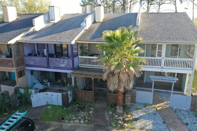 7229 S Lagoon Drive Unit 15, Panama City Beach, FL 32408 (MLS #695066) :: Counts Real Estate Group