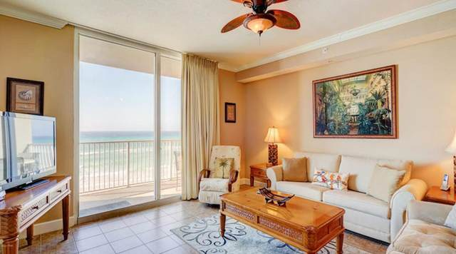 16819 Front Beach Road #105, Panama City Beach, FL 32413 (MLS #695068) :: Team Jadofsky of Keller Williams Success Realty