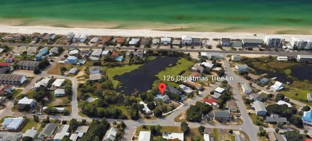 126 Christmas Tree Lane, Panama City Beach, FL 32413 (MLS #695154) :: Counts Real Estate Group