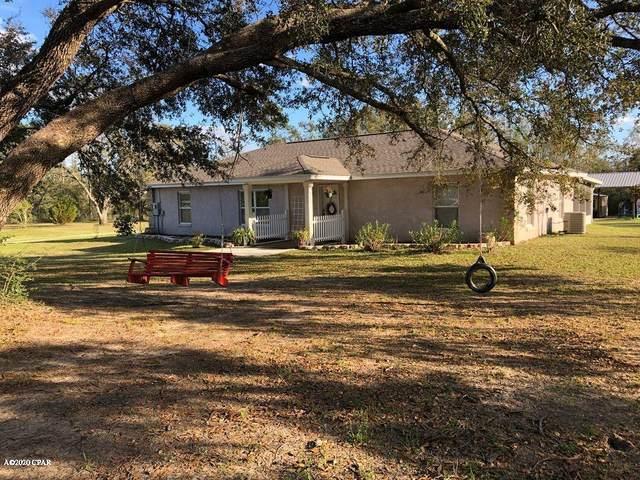 3683 Hibiscus Street, Marianna, FL 32448 (MLS #695210) :: Team Jadofsky of Keller Williams Success Realty