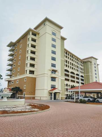 2400 Grandiflora Boulevard E402, Panama City Beach, FL 32408 (MLS #695229) :: Keller Williams Emerald Coast