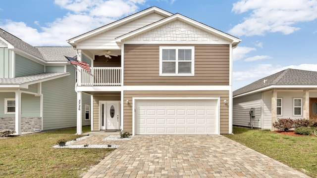 3726 Tiki Drive, Panama City Beach, FL 32408 (MLS #695284) :: Keller Williams Emerald Coast