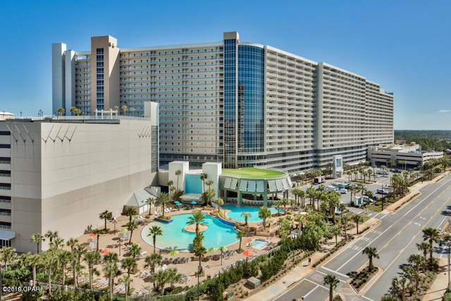 9860 S Thomas Drive #2122, Panama City Beach, FL 32408 (MLS #695325) :: Team Jadofsky of Keller Williams Success Realty