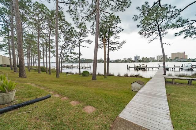 6903 N Lagoon Drive #47, Panama City Beach, FL 32408 (MLS #695384) :: Keller Williams Emerald Coast