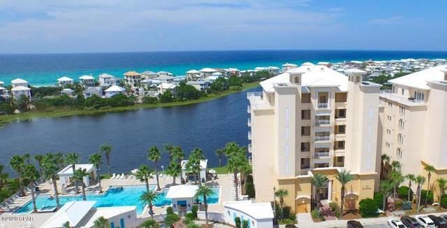 118 Carillon Market Street #301, Panama City Beach, FL 32413 (MLS #695386) :: Team Jadofsky of Keller Williams Success Realty