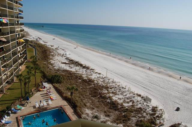 4715 Thomas Drive 809B, Panama City Beach, FL 32408 (MLS #695395) :: Team Jadofsky of Keller Williams Success Realty
