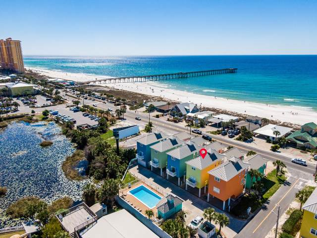 16328 Front Beach Road #14, Panama City Beach, FL 32413 (MLS #695450) :: Counts Real Estate Group