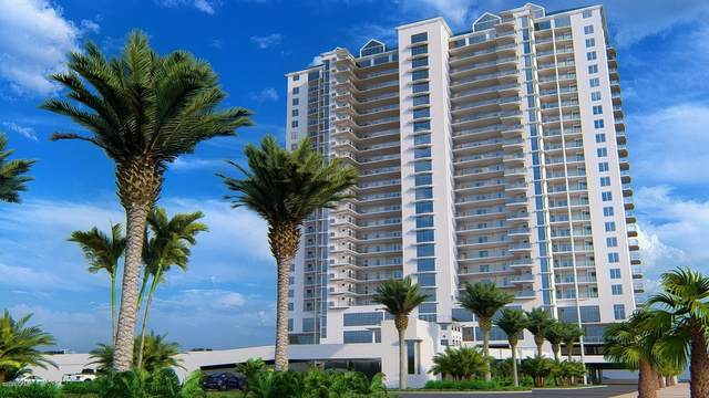6161 Thomas Drive Drive #814, Panama City, FL 32408 (MLS #695459) :: Scenic Sotheby's International Realty