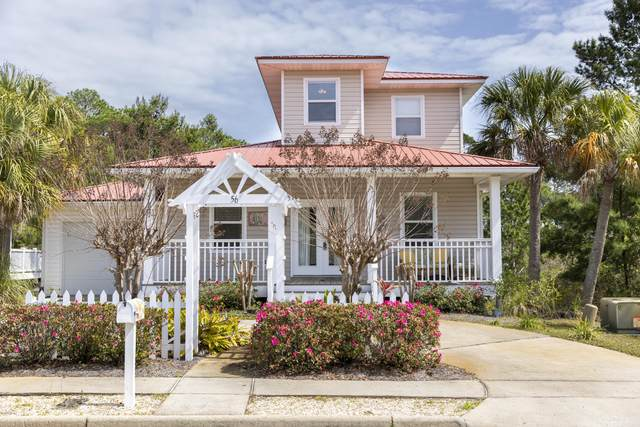 56 Tradewinds Drive, Santa Rosa Beach, FL 32459 (MLS #695464) :: The Ryan Group