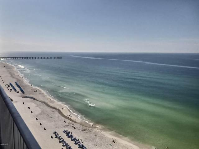 16819 Front Beach Road #1406, Panama City Beach, FL 32413 (MLS #695465) :: Team Jadofsky of Keller Williams Success Realty