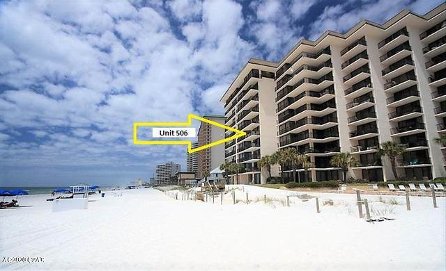 6905 Thomas 506 Drive #506, Panama City Beach, FL 32408 (MLS #695475) :: Counts Real Estate Group, Inc.