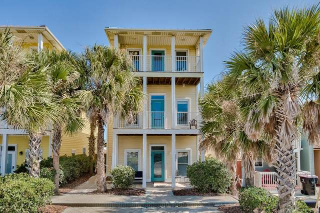 5308 Thomas Drive, Panama City Beach, FL 32408 (MLS #695519) :: Team Jadofsky of Keller Williams Success Realty