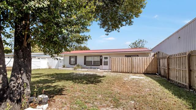 513 Evergreen Street, Panama City Beach, FL 32407 (MLS #695583) :: Counts Real Estate Group